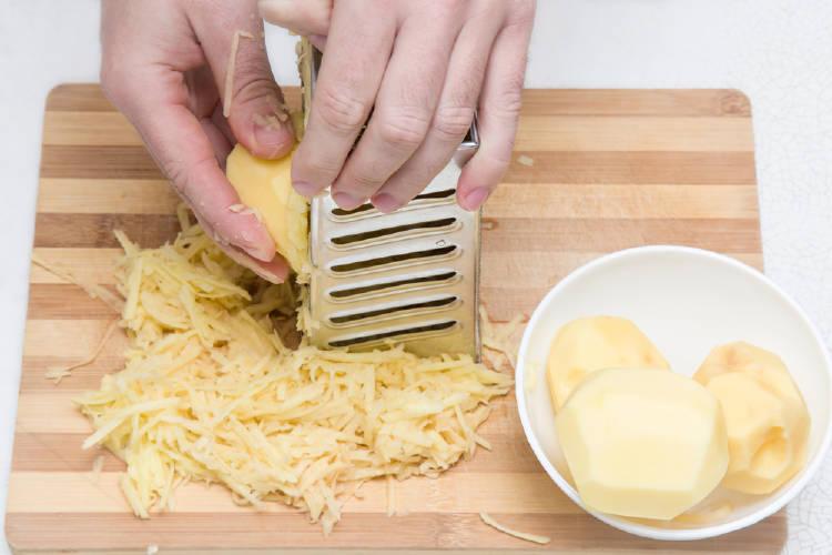 rallar patata
