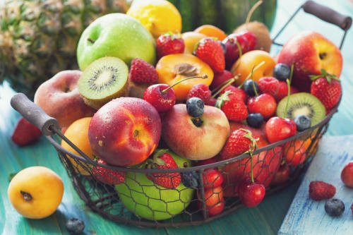 ¿Cuáles son las frutas con menos azúcar y carbohidratos?