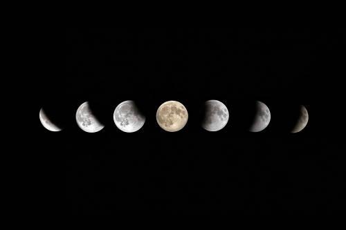 Qué dice sobre tu personalidad la fase lunar en la que naciste