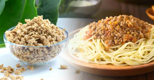 Cómo preparar la soja texturizada, una alternativa proteica y barata a la carne