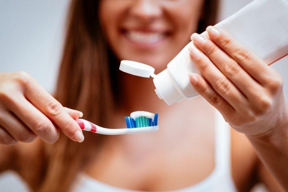 Cómo usas la pasta dental