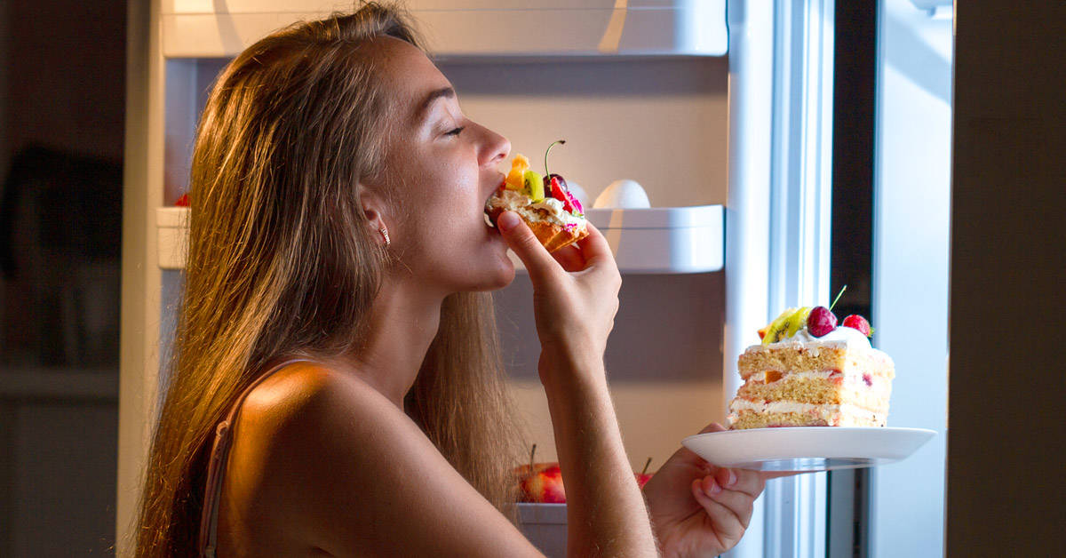 Conoce las siete edades del apetito