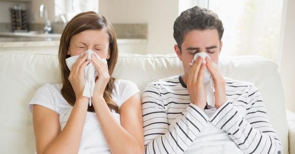 Como quitar un dolor de cabeza causado por sinusitis