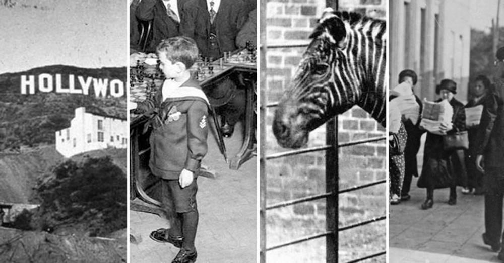 15 fotos históricas que tal vez nunca habías visto