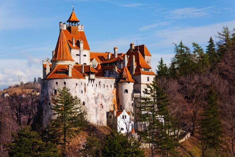 castillo de bran dracula