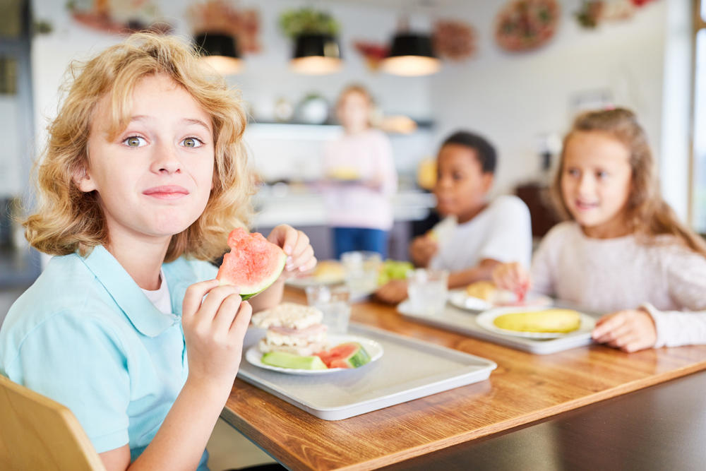 Esta ciudad en Francia impone un menú sin carne en las escuelas