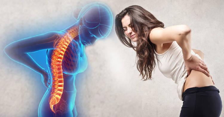 Ejercicios para aliviar la espalda