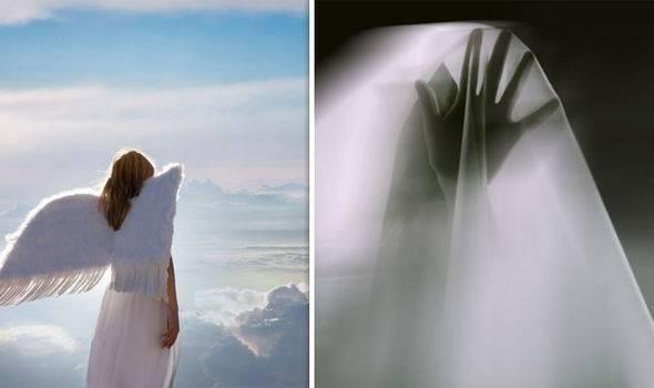 ¿Prueba del Más Allá? Una mujer al borde la muerte conoce a un Ángel que l..