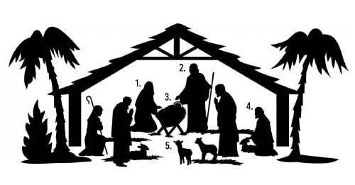 ¿Qué personaje del pesebre prefieres? Responde y conoce tu espíritu navideño