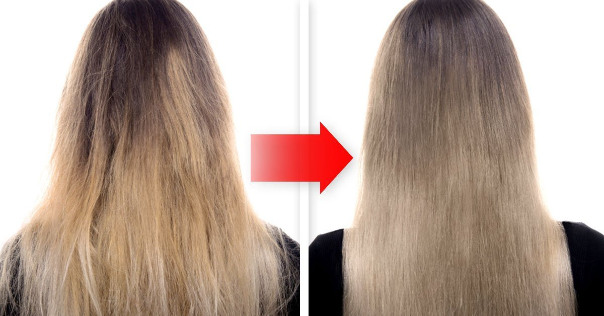 Mascarilla de aguacate para el cabello grasoso