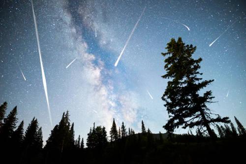 La lluvia de meteoros Oriónidas iluminará el cielo esta semana