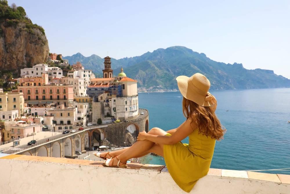 Italia le pagará parte del viaje a los turistas que decidan visitar el país