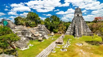 El brillante invento de los mayas que aún se usa hoy para levantar una ciudad en un lugar sin agua