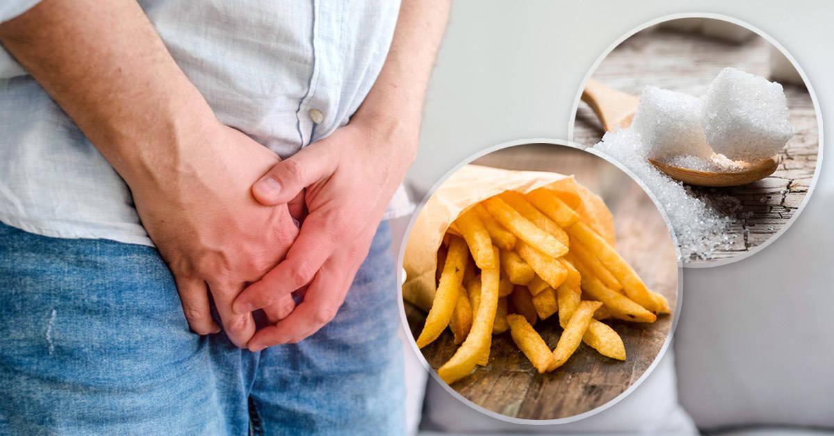 ¡Cuidado! Estos alimentos están asociados con el cáncer de próstata