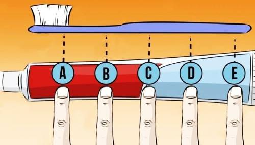 ¿Por dónde aprietas la pasta de dientes? Aunque no lo creas, puede indicar a..