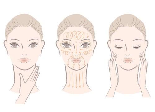 El masaje facial japonés que te hará lucir 10 años más joven