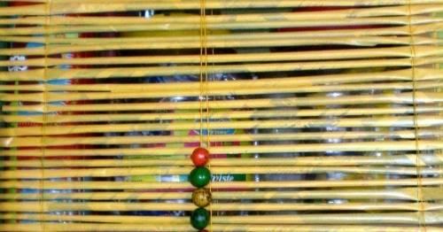 Cómo hacer una cortina para separar un ambiente, reciclando y sin gastar dinero