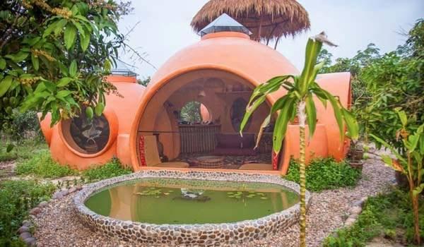 Una casa particular en Tailandia