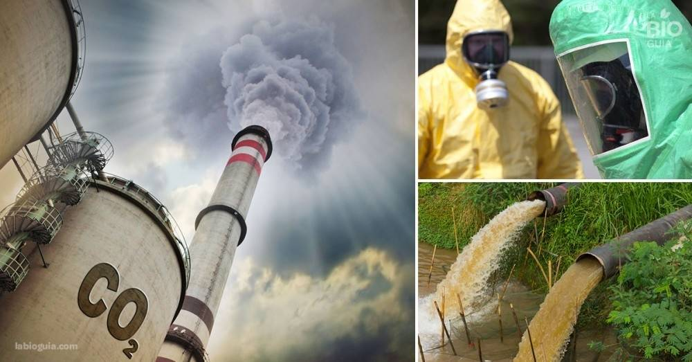 La contaminación causa más muertes que cualquier guerra o enfermedad en el m..