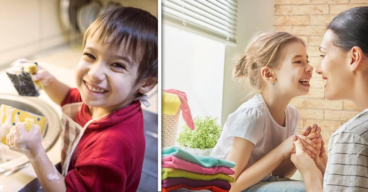 5 formas de enseñarle a tus hijos a ser más responsables