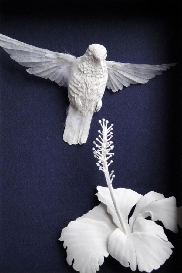 colibrí de papel2