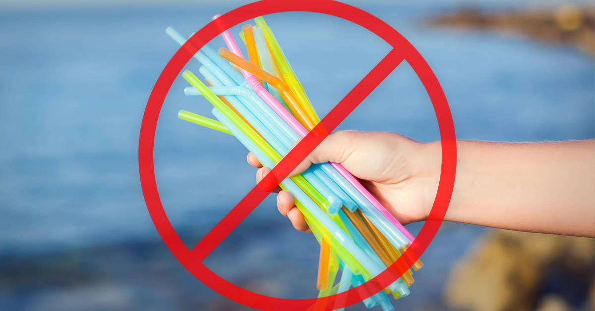 Buenas noticias: Canadá prohíbe los plásticos de un solo uso