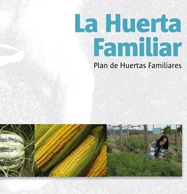 Manual de Huerta Familiar