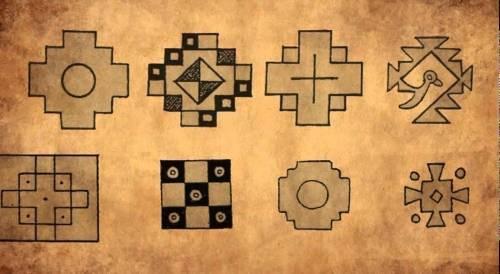 ¿Qué significa la chacana o cruz del sur?