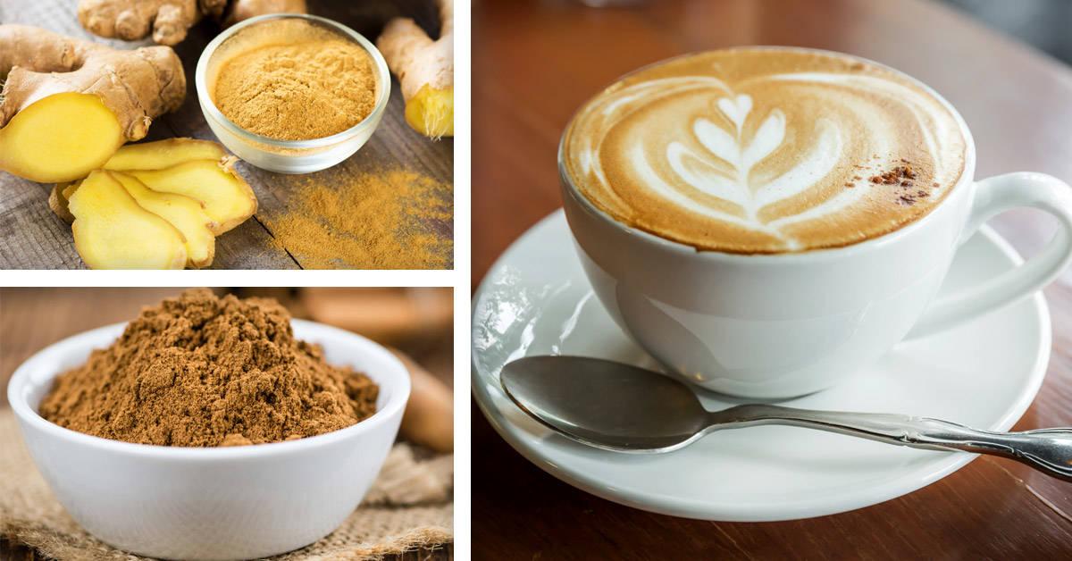 5 ingredientes para que tu café matutino sea más saludable
