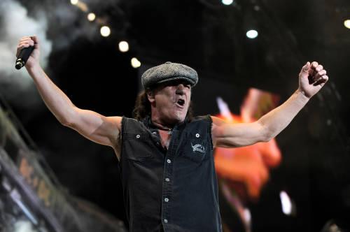 Brian Johnson de AC/DC donó una propiedad para el cuidado de niños adoptados
