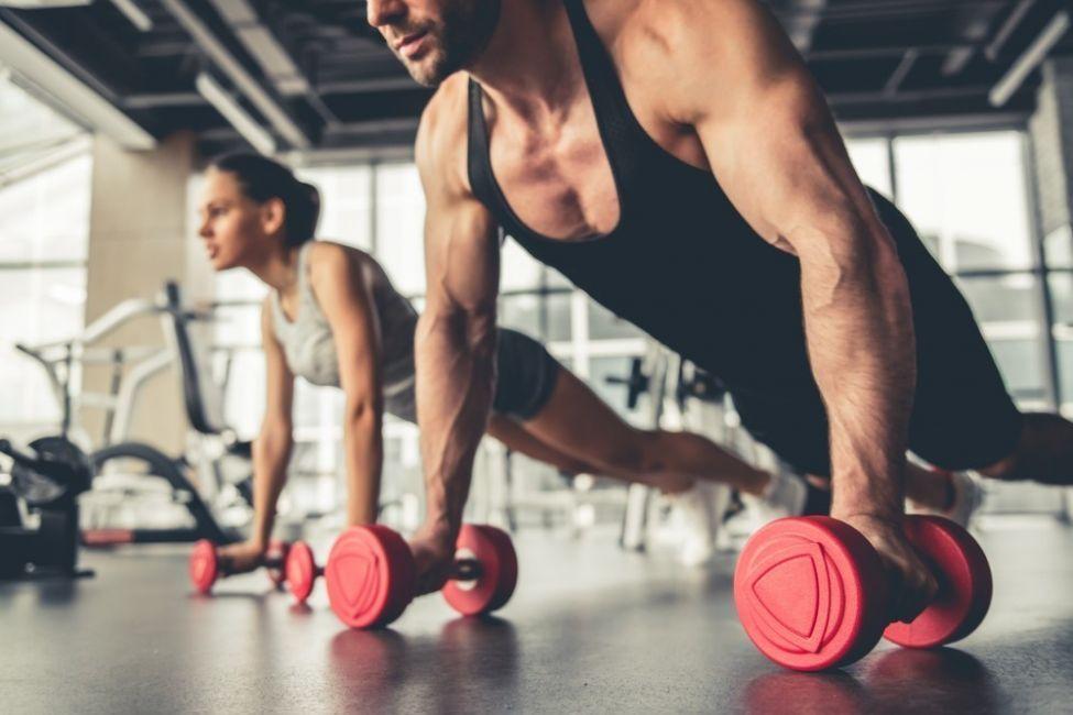 ejercicios para moldear los pectorales