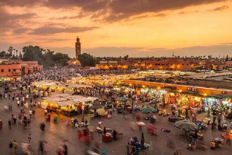 Marrakech: uno de los mejores destinos turísticos para 2019