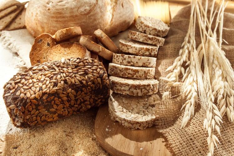 Granitos en los brazos por el gluten