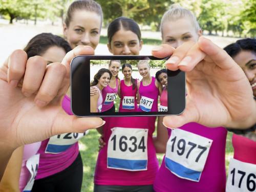 Los beneficios del deporte en mujeres con cáncer de mama