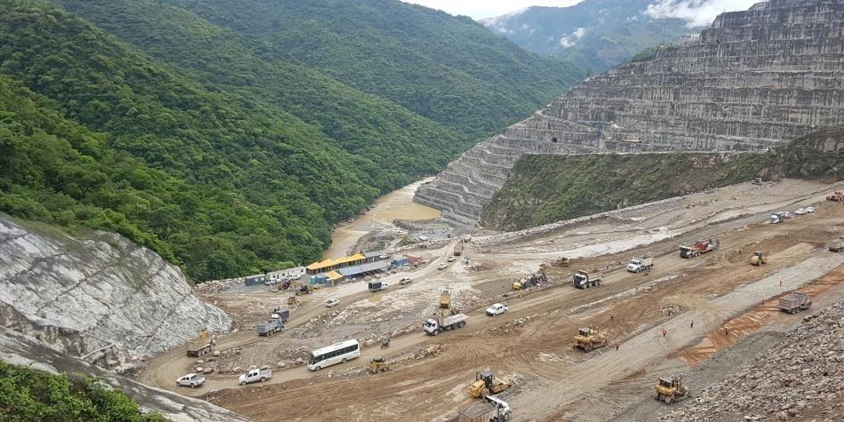 Hidroituango es el nombre del proyecto hidroeléctrico más grande en la historia de Colombia