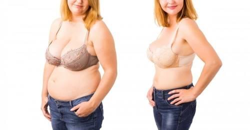 4 formas de bajar de peso y reducir la grasa corporal