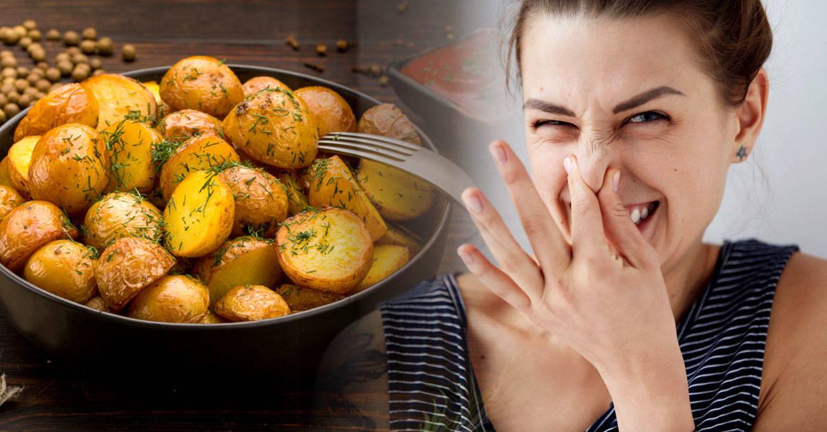 Estos son los alimentos que generan más flatulencias