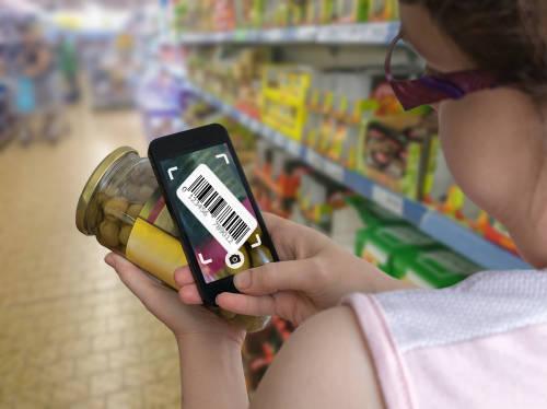 ¿Son útiles las aplicaciones escaneadoras de etiquetas para seguir una alimentación saludable?