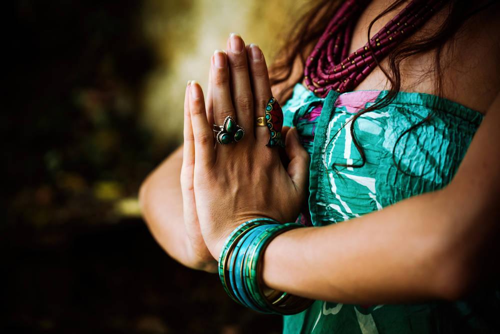 Namasté: un saludo perfecto para estos tiempos de coronavirus