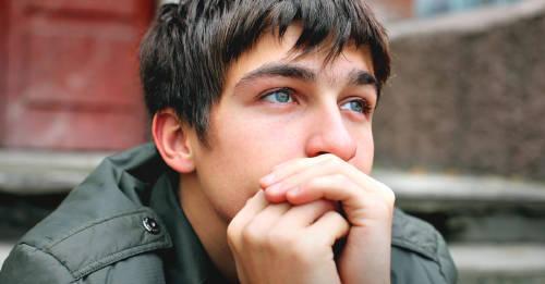 Los adolescentes tendrán faltas justificadas si no se encuentran bien emocionalm