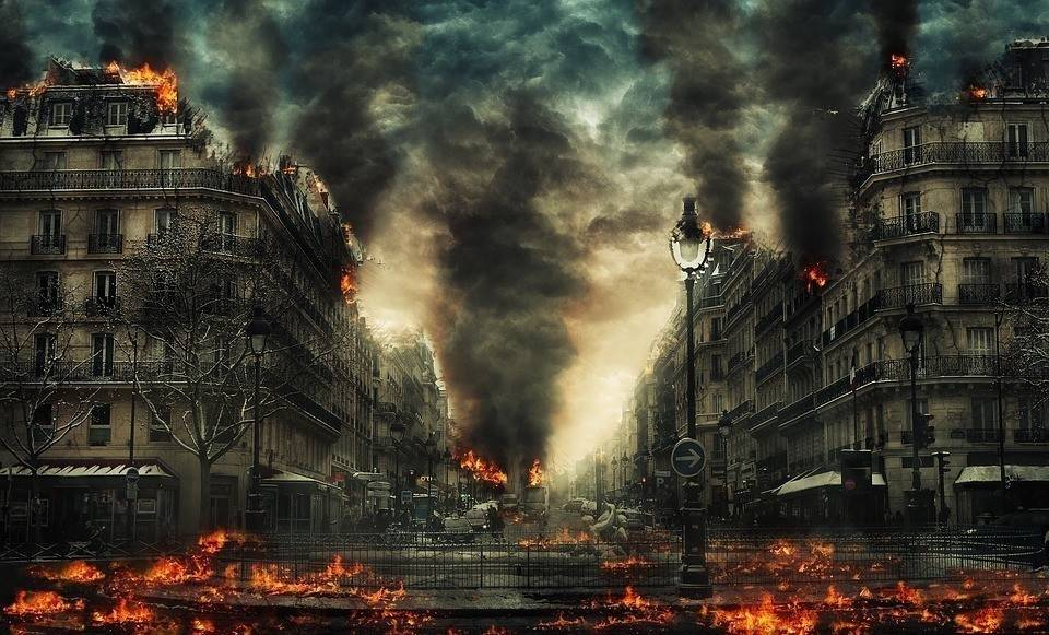 Según una interpretación de la Biblia, el fin del mundo podría llegar el 24..