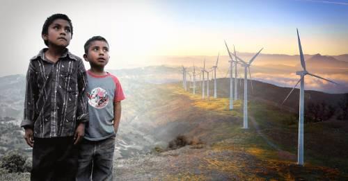 Cómo la energía eólica está destruyendo las comunidades indígenas en México