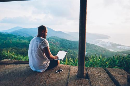 Trabajar viajando: la forma de vida de los nómadas digitales