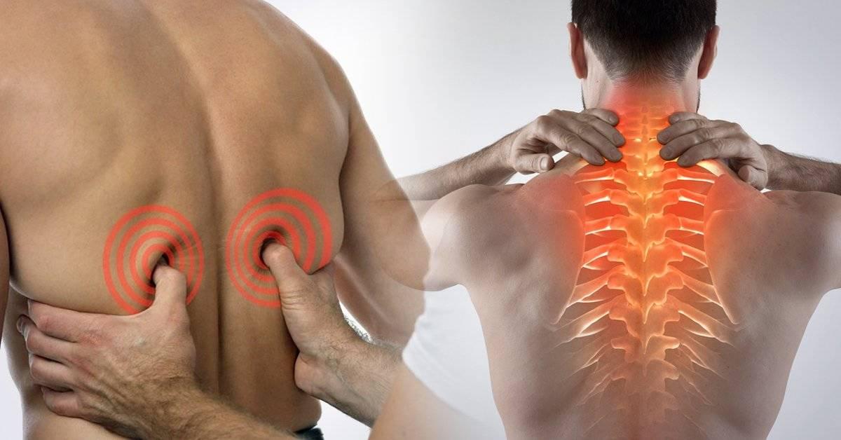 3 puntos de presión de la medicina china para aliviar el dolor de espalda