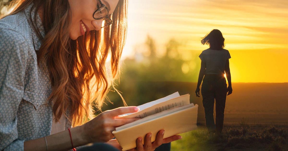 ¿Te gusta leer, viajar y conectar con tu lado más espiritual? ¡Entonces este libro es para ti!