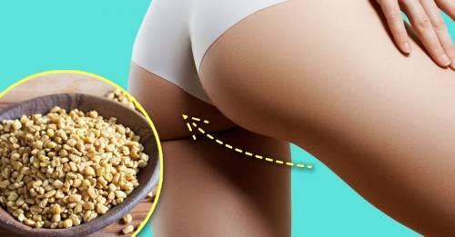 Un alimento natural para aumentar pechos y glúteos