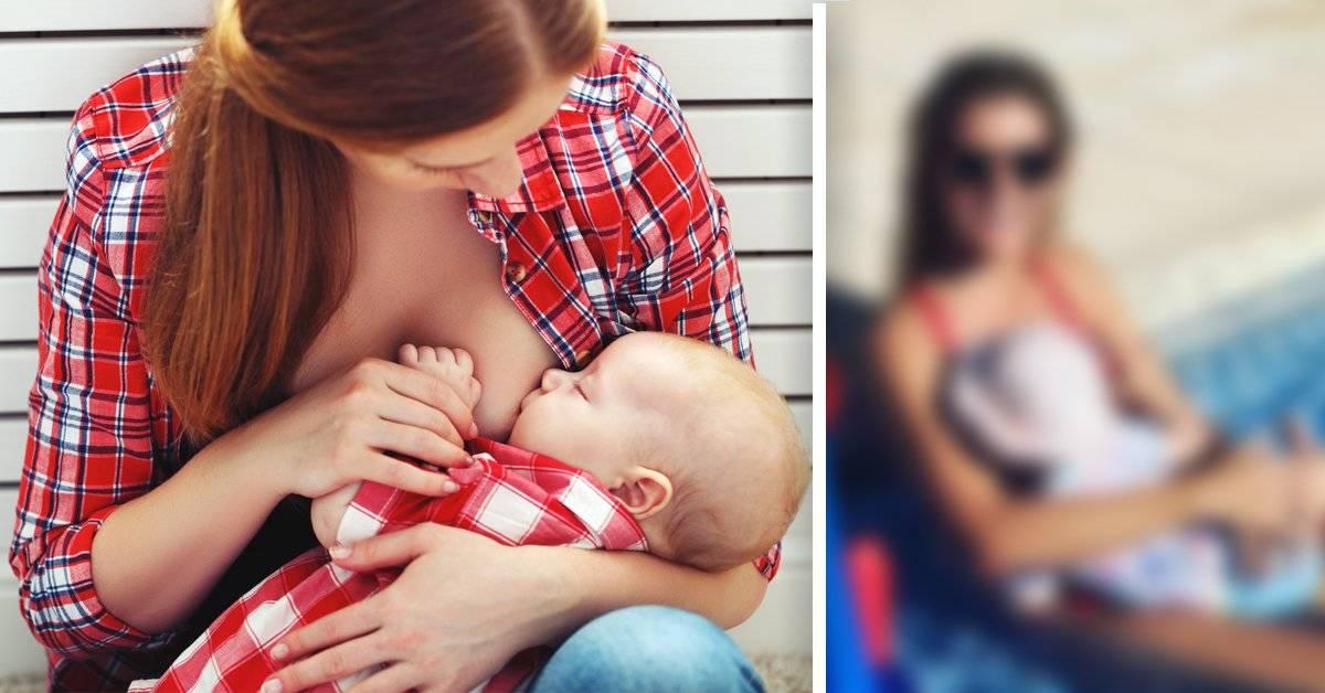 Esto es lo que la China Suárez le respondió a quienes la criticaron por amamantar a su hija en público