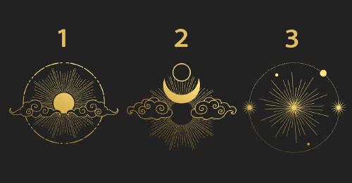Selecciona un símbolo celestial y averigua el mensaje de tu guía espiritual