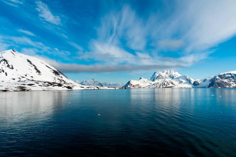 Svalbard: uno de los lugares más remotos del planeta