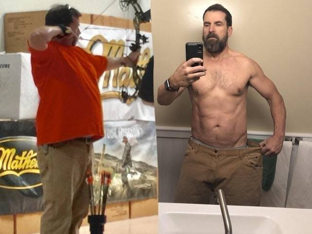 Después de un año de abandonar el alcohol, así cambió su cuerpo y su vida